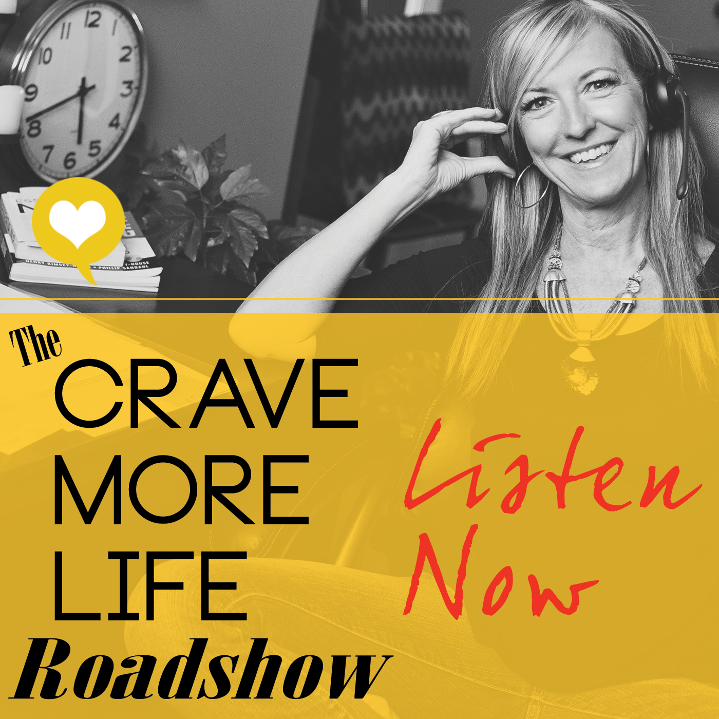 The Crave More Life Roadshow